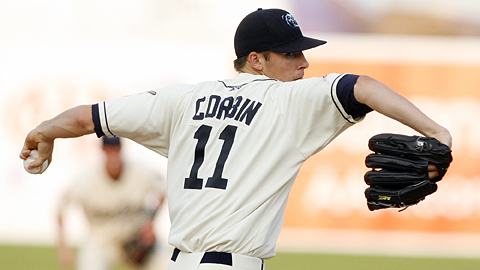 Left-hander Patrick Corbin is 2-0 with a 1.67 ERA in four Southern League starts.
