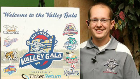 Chris Miller is one of the candidates who will be seeking a Minor League gig at the annual Job Fair.